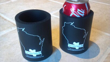 Wisconsin Carry Can Coolers (pair)